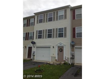 264 TOPAZ Inwood, WV MLS# BE8369169