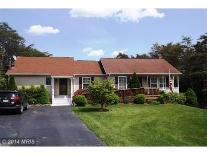 168 RAMBLIN ROSE LN Martinsburg, WV MLS# BE8372369