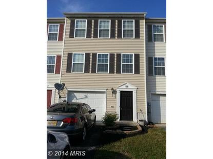 188 TOPAZ Inwood, WV MLS# BE8389479