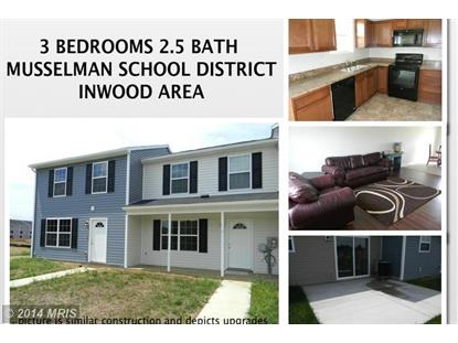 42 OSTRICH LN Inwood, WV MLS# BE8410158