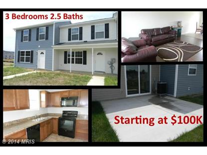 LOT 121 OSTRICH Inwood, WV MLS# BE8411337