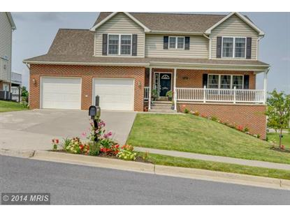 112 DALI CT Martinsburg, WV MLS# BE8426087