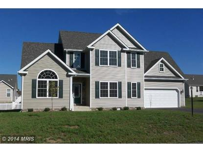 267 SHANNON CT Inwood, WV MLS# BE8431891