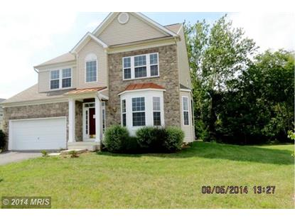 182 CALVERT CIR Bunker Hill, WV MLS# BE8453081