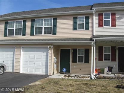 63 MYATT CT Inwood, WV MLS# BE8528017