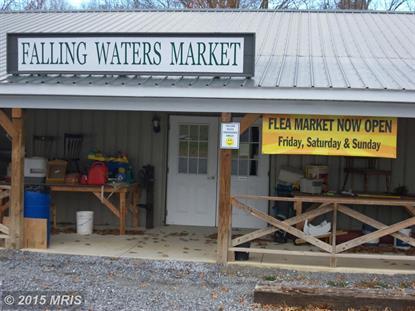 6541 WILLIAMSPORT PIKE Falling Waters, WV MLS# BE8721479