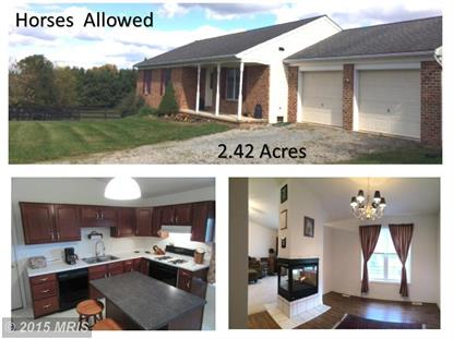 150 CAMELOT BLVD Falling Waters, WV MLS# BE8766957