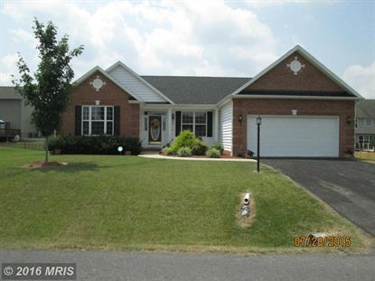 36 BALMORAL LN Martinsburg, WV MLS# BE9010200