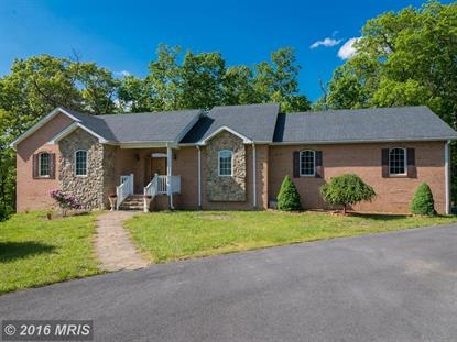 314 FIESTA DR Bunker Hill, WV MLS# BE9622580