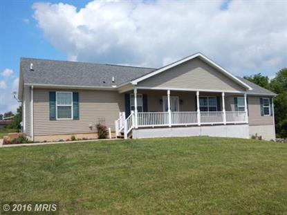 3281 SPECKS RUN RD Bunker Hill, WV MLS# BE9680466