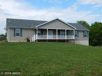 3281 SPECKS RUN RD Bunker Hill, WV MLS# BE9690008