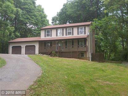 3734 GOLDMILLER RD Bunker Hill, WV MLS# BE9690991