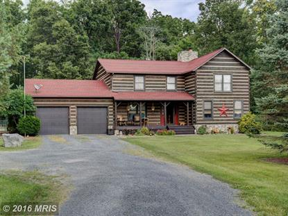 1620 RUNNYMEADE RD Bunker Hill, WV MLS# BE9734621