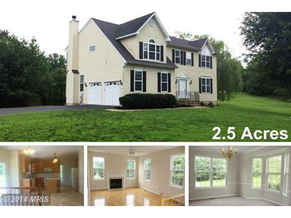 1625 HEATHER LN Huntingtown, MD MLS# CA8385098