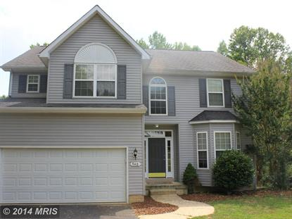 840 MONARCH LN Huntingtown, MD MLS# CA8394631