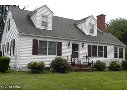 120 CENTER ST Cecilton, MD MLS# CC8405273