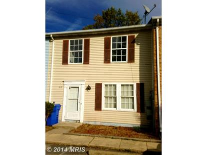 212 DORCHESTER CT N La Plata, MD MLS# CH8489392