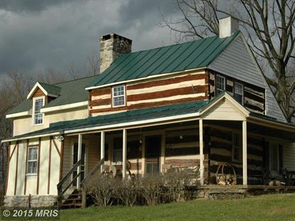 501 SHEPHERDS MILL RD Berryville, VA MLS# CL8654680