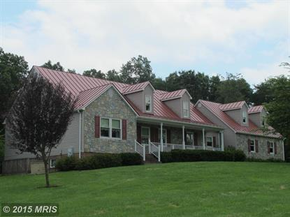 4071 OLD CHARLES TOWN RD Berryville, VA MLS# CL8705201