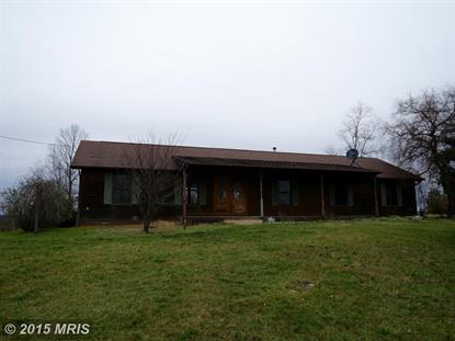 164 OLD CHARLES TOWN RD Berryville, VA MLS# CL9541643
