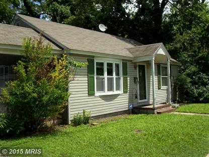 609 FRANKLIN ST Denton, MD MLS# CM8135693