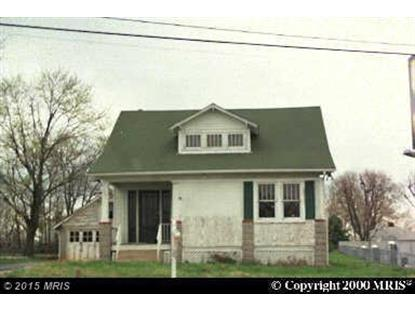 6251 SYKESVILLE RD Sykesville, MD MLS# CR8541171
