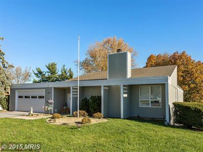 564 MARSHALL DR Westminster, MD MLS# CR9509411