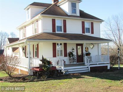 5818 MINERAL HILL RD Sykesville, MD MLS# CR9560904