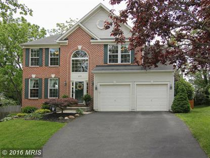 1278 CINNAMON RIDGE CT Sykesville, MD MLS# CR9667548