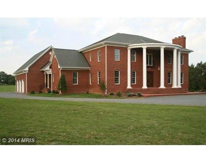 17521 KIBLER RD Culpeper, VA MLS# CU8280424