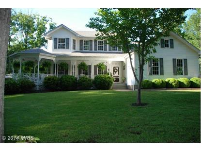 13565 EGGBORNSVILLE RD Culpeper, VA MLS# CU8384481