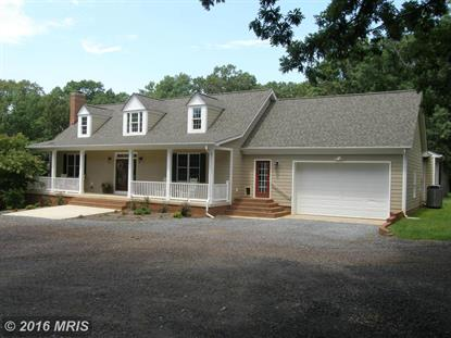 19205 ROSE HILL DR Culpeper, VA MLS# CU9644960