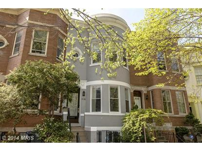 3136 Q ST NW Washington, DC MLS# DC8336089