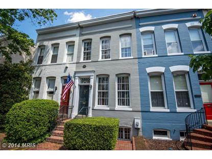 1659 34TH ST NW Washington, DC MLS# DC8350215