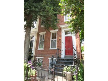 514 INDEPENDENCE AVE SE Washington, DC MLS# DC8381628