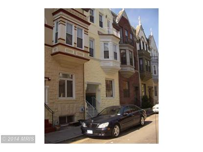 1808 RIGGS PL NW Washington, DC MLS# DC8384215