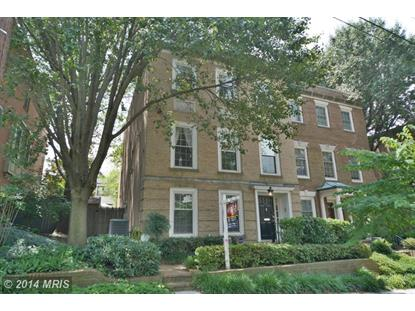 3806 KLINGLE PL NW Washington, DC MLS# DC8395721