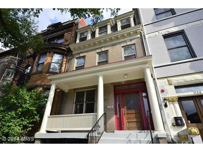 1118 RHODE ISLAND AVE NW Washington, DC MLS# DC8402152