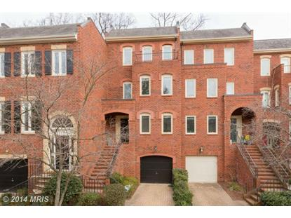 3966 GEORGETOWN CT NW Washington, DC MLS# DC8404674