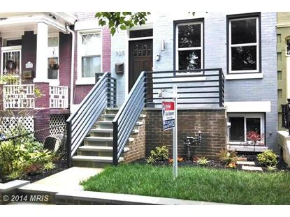 925 9TH ST NE Washington, DC MLS# DC8411510