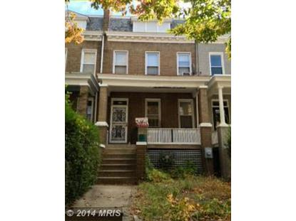 233 TENNESSEE AVE NE Washington, DC MLS# DC8412231