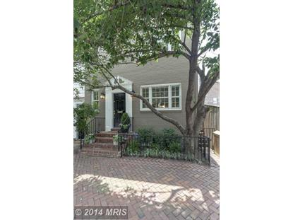 3128 N ST NW Washington, DC MLS# DC8419743