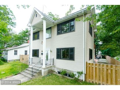 1301 IRVING ST NE Washington, DC MLS# DC8420394