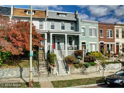 1606 A ST NE Washington, DC MLS# DC8425232