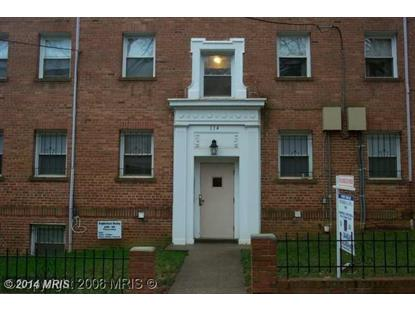 114 DANBURY ST SW #114A Washington, DC MLS# DC8432837