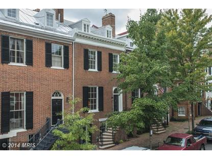 3310 N ST NW Washington, DC MLS# DC8466911