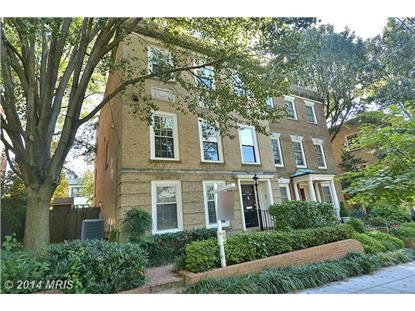 3806 KLINGLE PL NW Washington, DC MLS# DC8468960