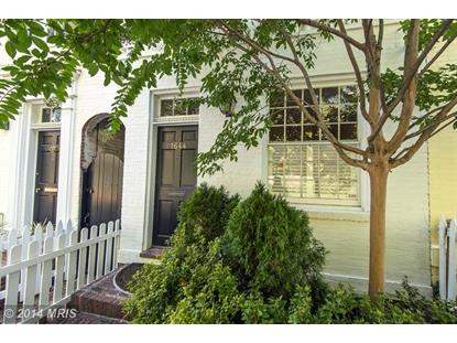 1644 32ND ST NW Washington, DC MLS# DC8479909