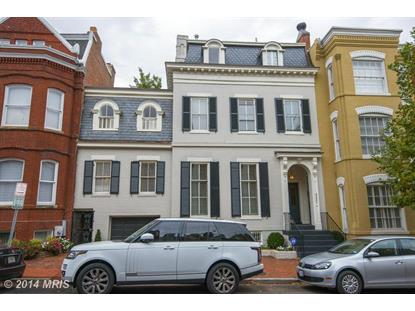 3321 N ST NW Washington, DC MLS# DC8482536