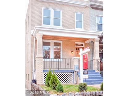 110 18TH ST SE Washington, DC MLS# DC8501681